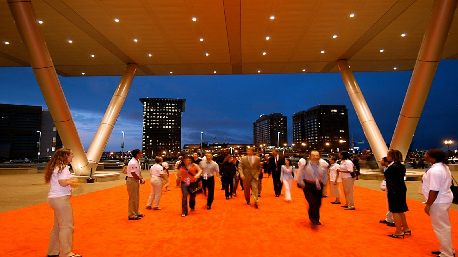 Things to do in Boston - Convention Center