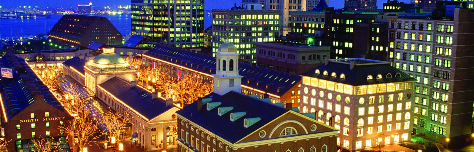 Hotels near Faneuil Hall Marketplace
