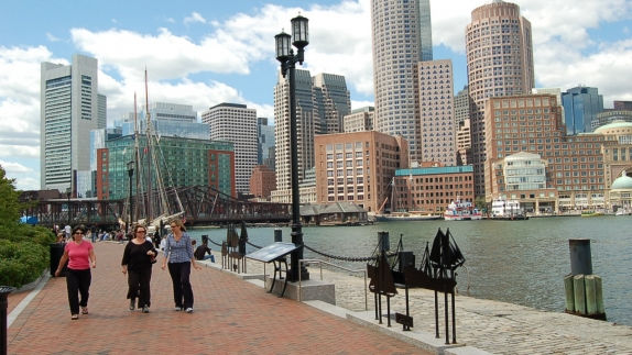 Boston Seaport District Hotels